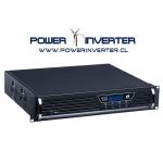 INVERSOR TELECOMUNICACIONES 125VDC/220VAC 3200W PSW***